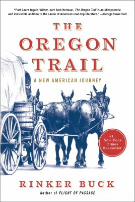 Cover image for The Oregon Trail : a new American journey