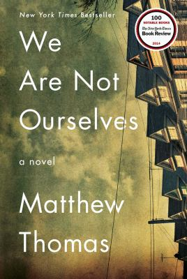 Cover image for We are not ourselves