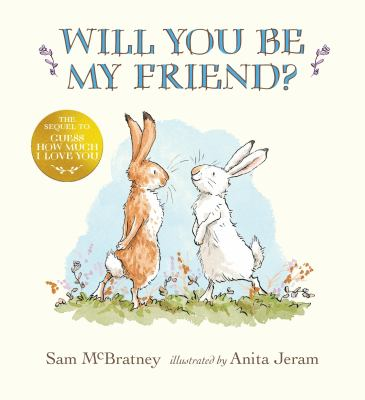 Cover image for Will you be my friend?