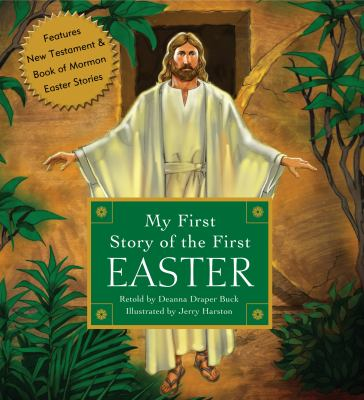 Cover image for My first story of the first Easter