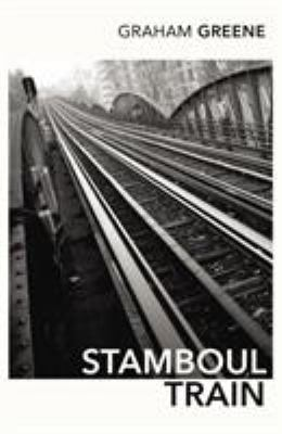 Cover image for Stamboul train