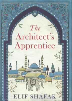 Cover image for The architect's apprentice