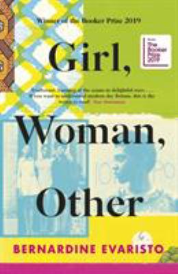 Cover image for Girl, woman, other