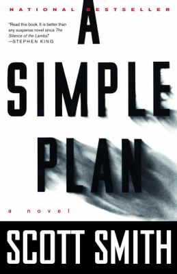 Cover image for A simple plan : a novel