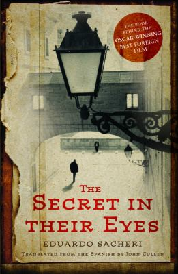 Cover image for The secret in their eyes
