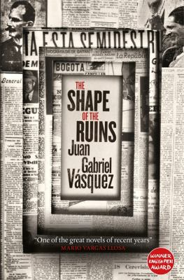 Cover image for The shape of the ruins