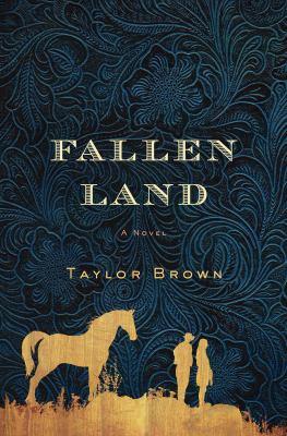 Cover image for Fallen land : a novel