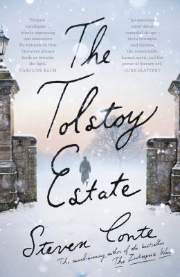 Cover image for The Tolstoy Estate