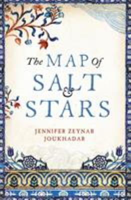 Cover image for The map of salt and stars