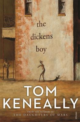 Cover image for The Dickens boy - A STANDING ORDER