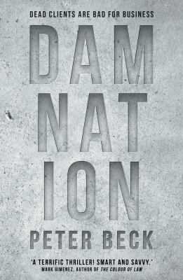 Cover image for Damnation
