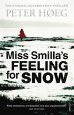 Cover image for Miss Smilla's feeling for snow