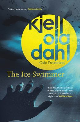 Cover image for The ice swimmer