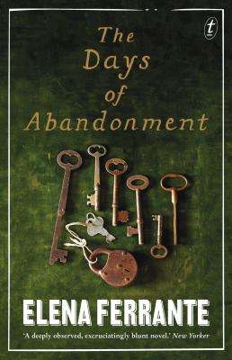 Cover image for The days of abandonment
