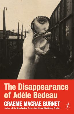 Cover image for The disappearance of Adèle Bedeau