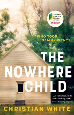 Cover image for The nowhere child