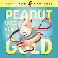 Peanut Goes for the Gold cover