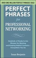 Perfect phrases for professional networking cover
