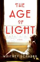 The Age of Light cover