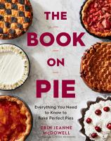 the book on pie cover