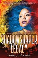 Shadowshaper Legacy cover