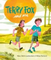 Terry Fox and Me cover
