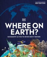 Where On Earth? Geography As You've Never Seen It Before cover