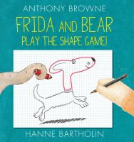Frida and Bear play the shape game cover