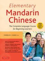 elementary mandarin chinese cover
