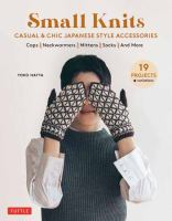 Small Knits: Casual & Chic Japanese Style Accessories cover