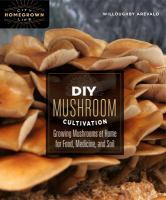 DIY Mushroom Cultivation cover