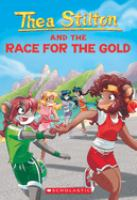 Thea Stilton and the Race for the Gold cover