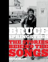 Bruce Springsteen : The Stories Behind the Songs cover