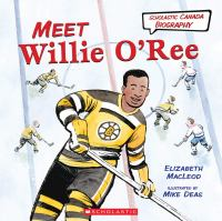 Meet Willie O'Ree cover