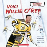 Voici Willie O'Ree cover