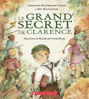 Le grand secret de Clarence cover