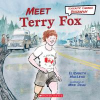 Meet Terry Fox cover