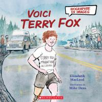 Voici Terry Fox cover