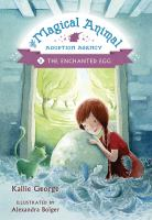 The enchanted egg cover