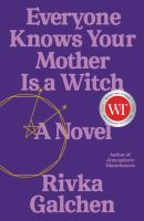 Everyone Knows Your Mother Is A Witch cover