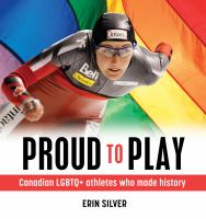 Proud to play : Canadian LGBTQ+ athletes who made history cover