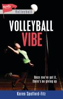 Volleyball Vibe cover