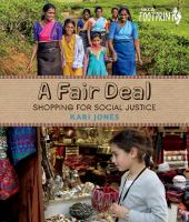A fair deal : shopping for social justice cover