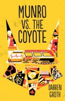 Munro vs. the coyote cover