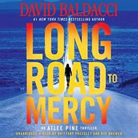 Long road to Mercy cover