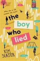 The boy who lied cover