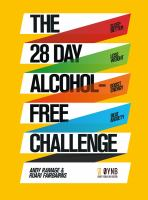 The 28 Day Alcohol-Free Challenge cover