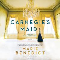 Carnegie's Maid cover