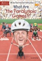 What Are the Paralympic Games? cover