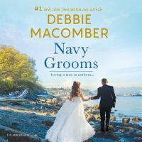 Navy grooms cover